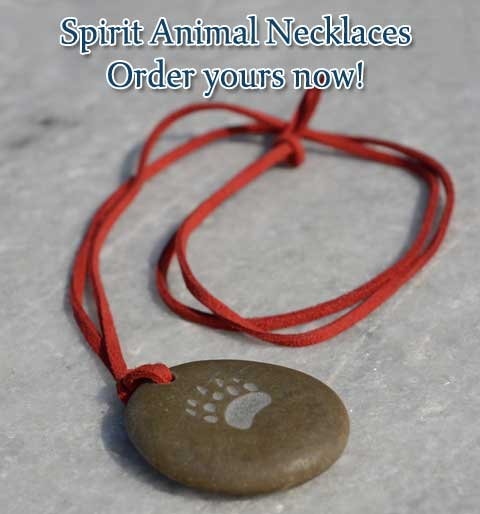 Spirit Animal Necklaces