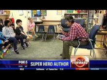 Embedded thumbnail for Vid:04 Super Hero Author